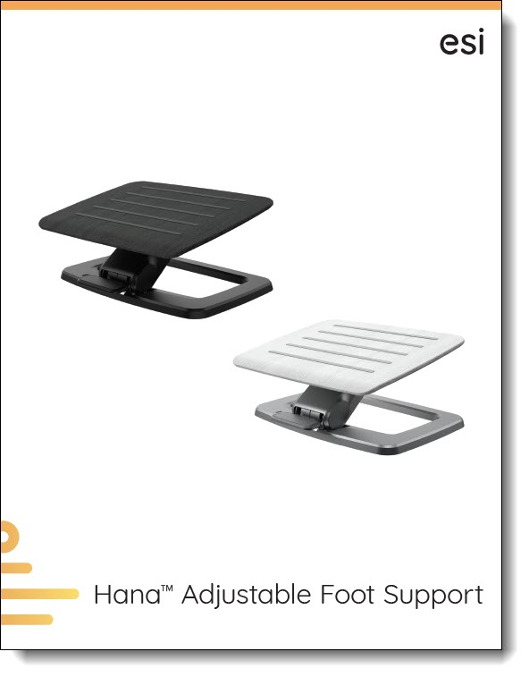 Hana™ Adjustable Foot Support by ESI