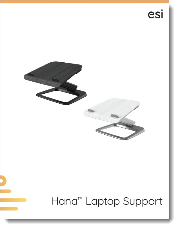 Hana™ Laptop Support by ESI