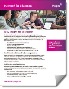 Why Insight for Microsoft Flyer