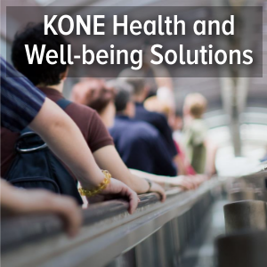 KONE Health and Wellbeing