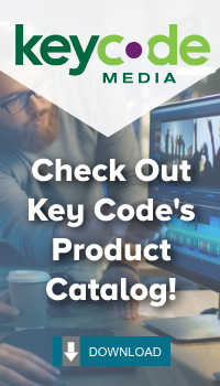 Key Code's Product Catalog