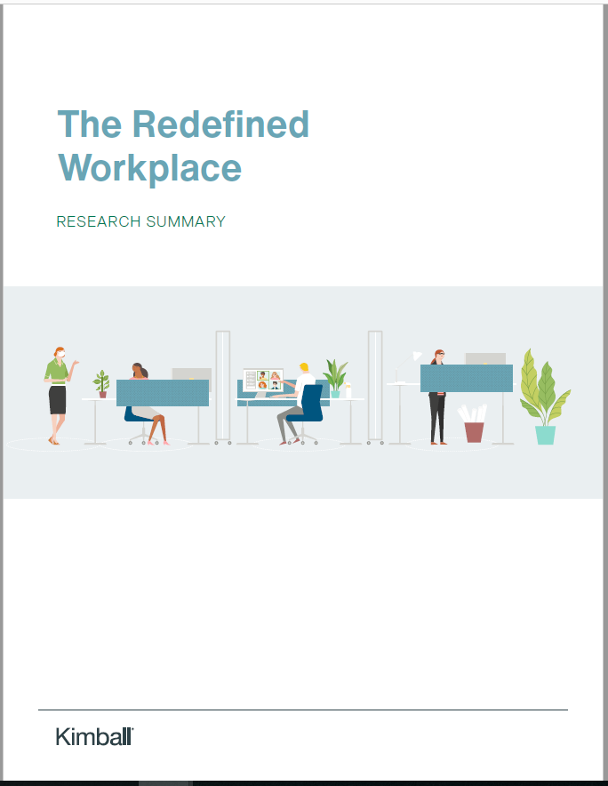 Redefined Workplace