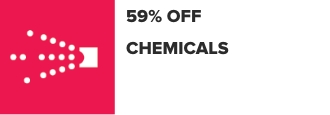 52% Off Chemicals