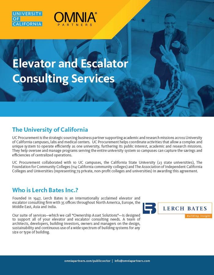 Lerch Bates UC Flyer