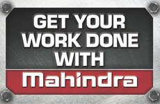 Get Your Work Done With Mahindra