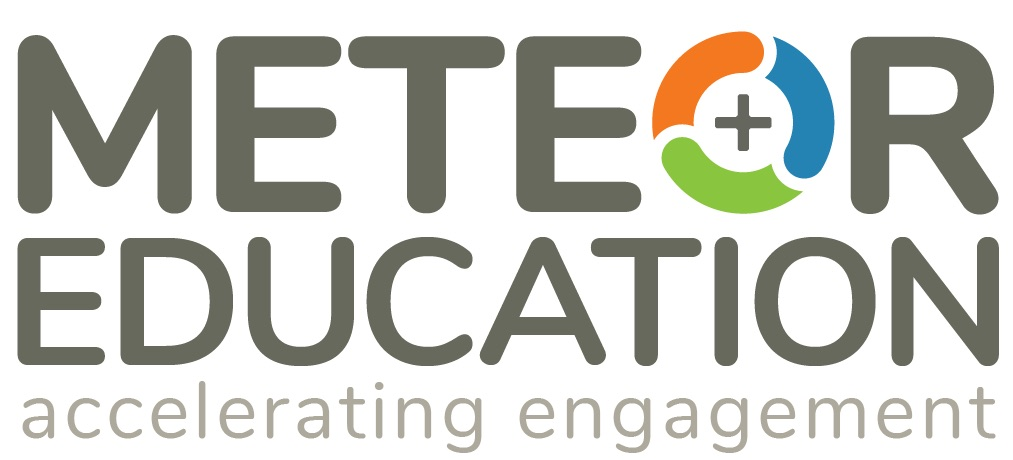 meteor education logo