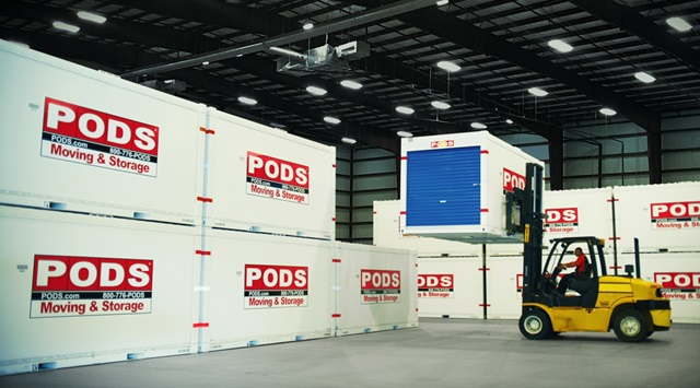 PODS Storage Center
