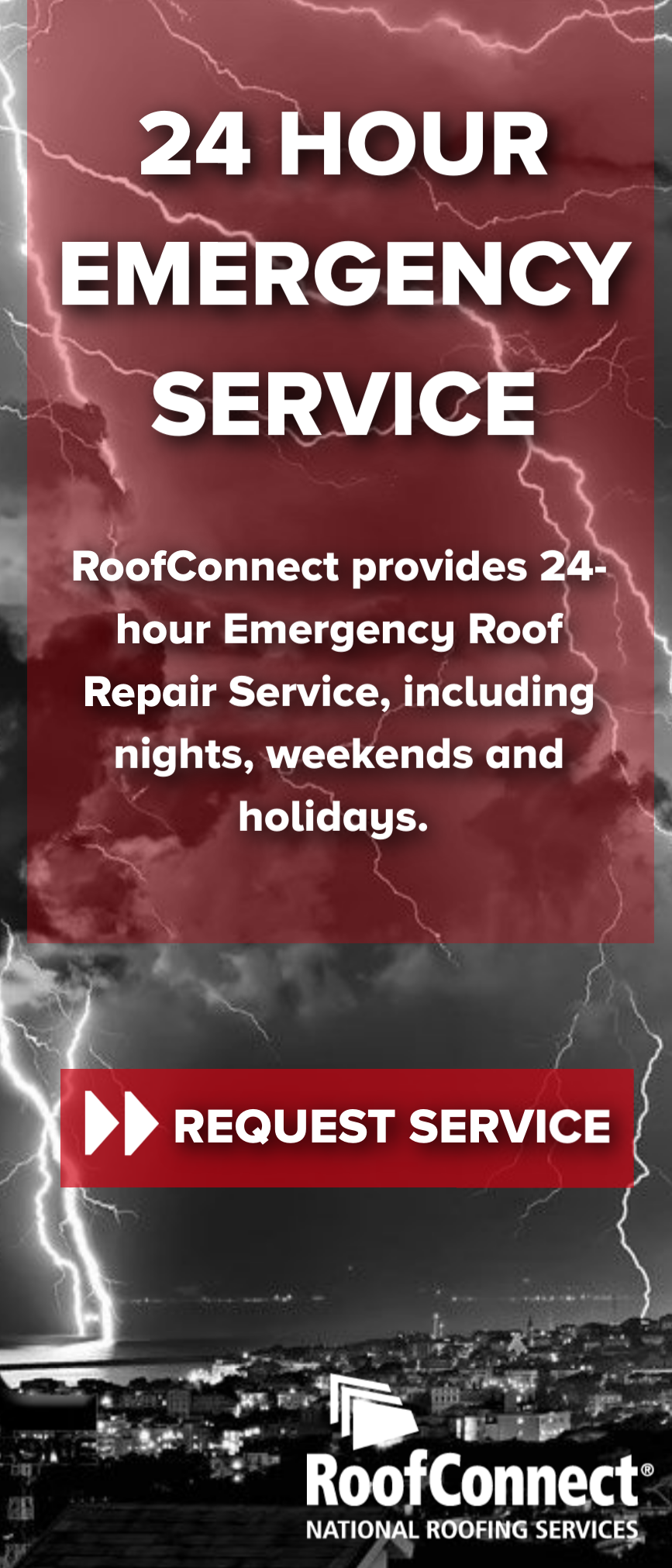 RoofConnect 24 Hour Emergency Service
