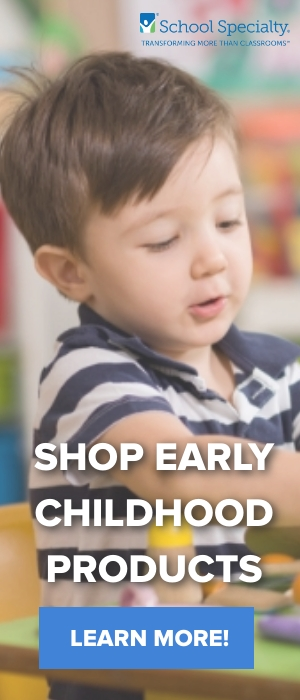 Shop Early Childhood Products from School Specialty
