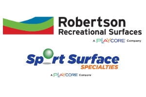 Robertson Recreational Surfaces and Sport Surface Specialties a PlayCore Company