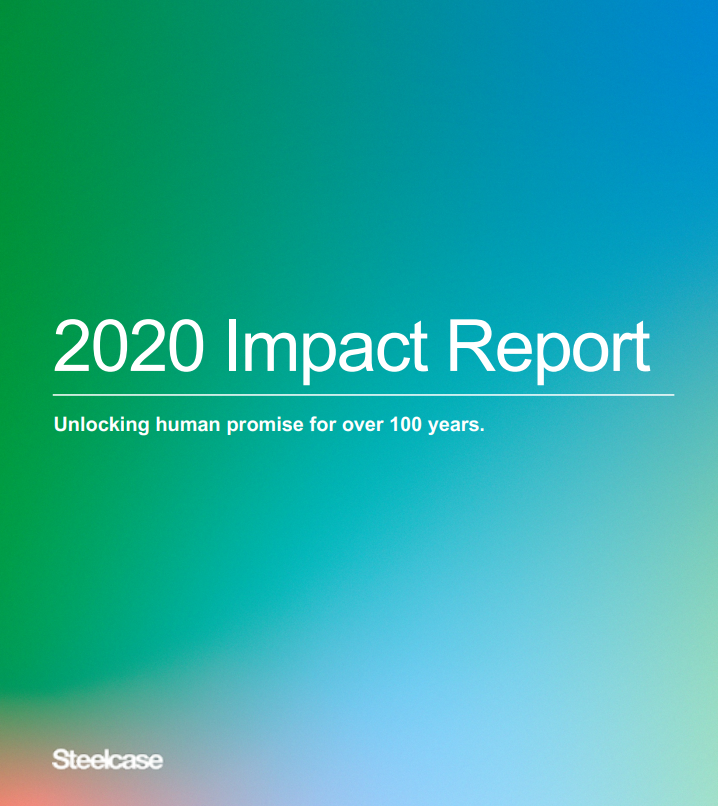 Steelcase 2020 Impact Report for the Future