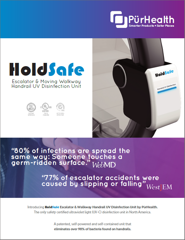 HoldSafe UV Disinfection Unit