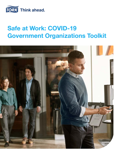 Torks Guide to Being Safe at Work: Covid-19 Government Organizations Toolkit