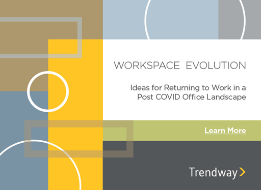 Trendway Workspace Evolution & Ideas for Returning to Work Post Covid