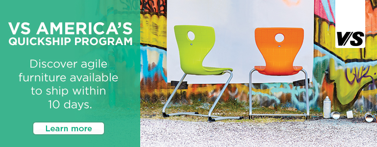 Discover agile furniture available through America's QuickShip Program
