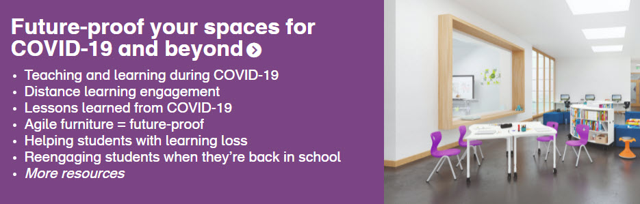 Future-proof your spaces for COVID-19 and beyond