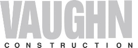 vaughn construction logo